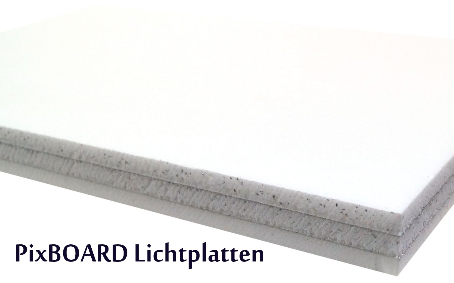 PixBOARD Lichtplatte