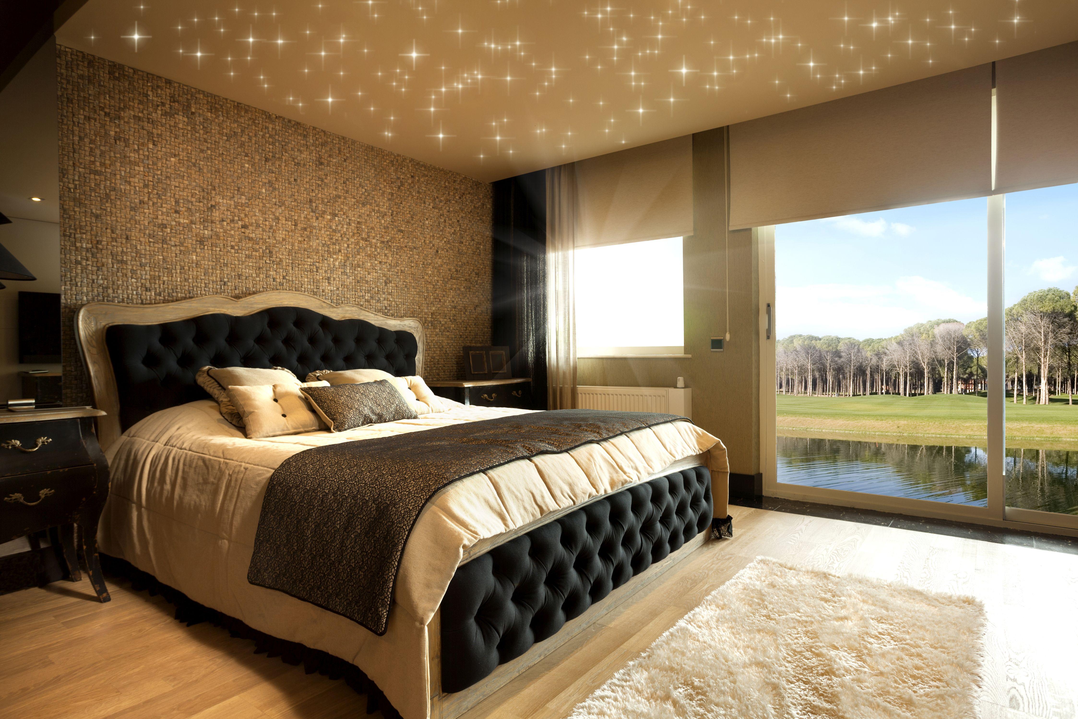 schlafzimmer sternenhimmel - 55 images - wandtattoo wandsticker ...