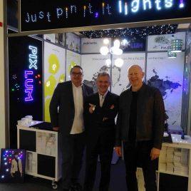 PIXLUM auf der Light & Building 2020 in Frankfurt/Main 08. – 13. März 2020